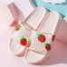 Chic fruit slippers PL50333