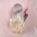 Retro gradient wig PL10236