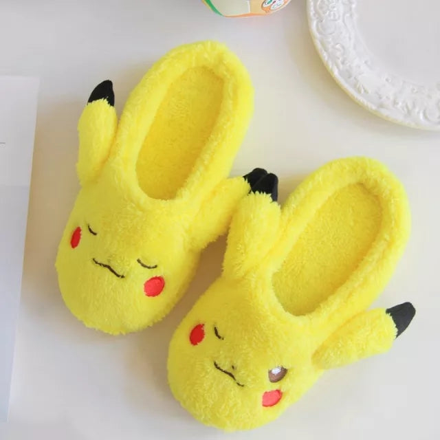 Pikachu couple slippers PL20778