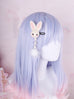 Lolita Fashion White Rabbit Beret PL10315