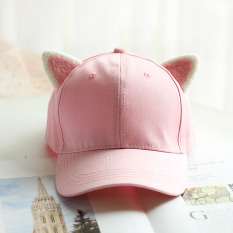 Cat ear cap PL10192