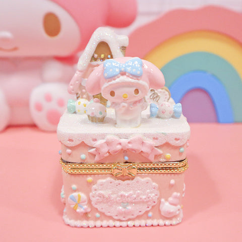Cartoon birthday gift jewellery box PL21006