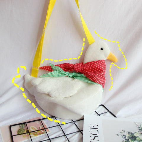 Duck crossbody bag PL20552