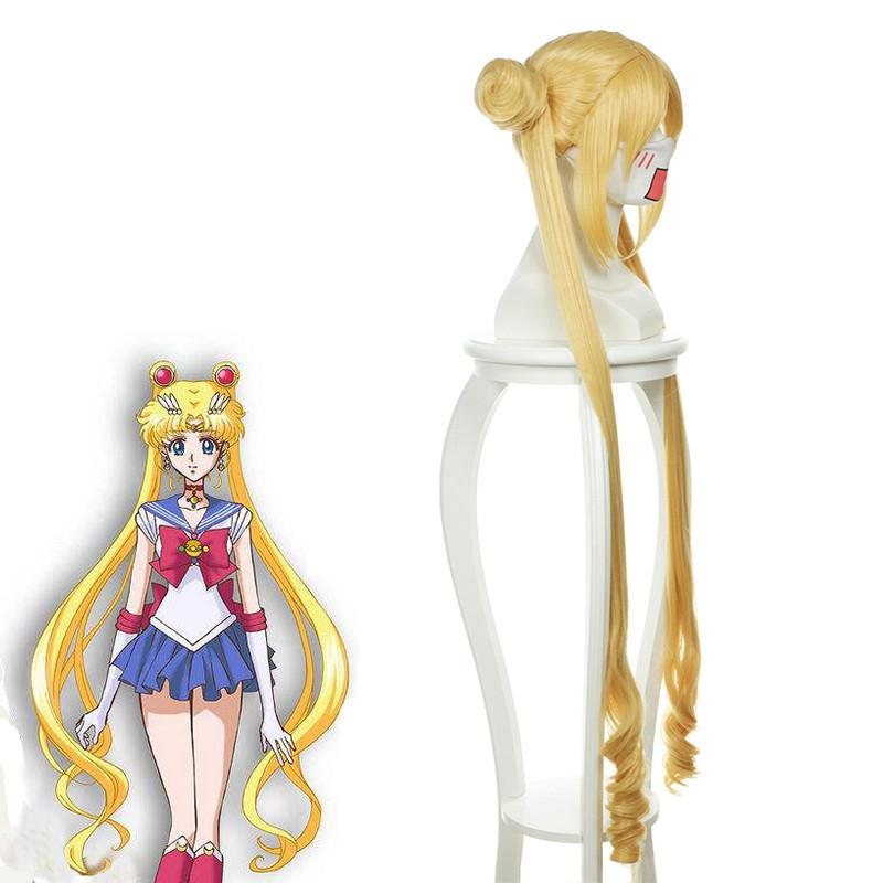 Sailor Moon cosplay wigs PL20416