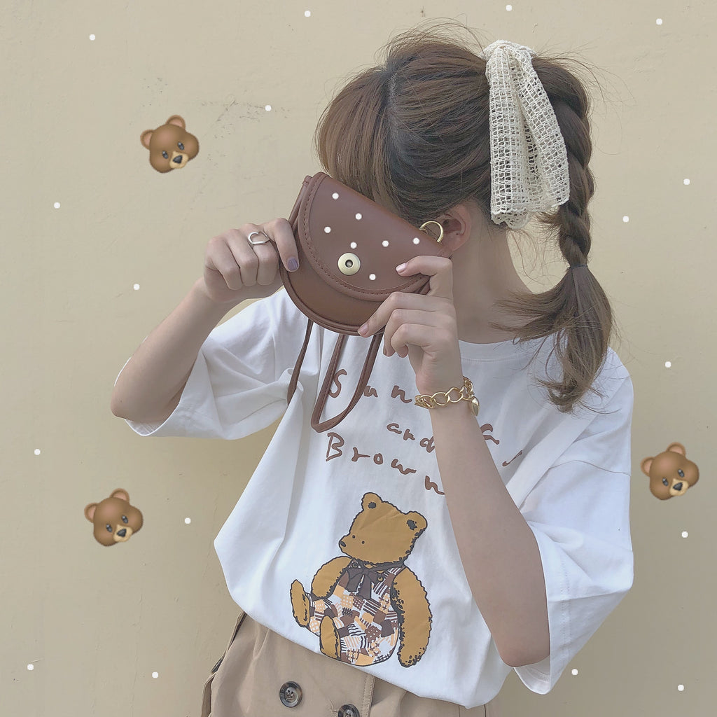 Little Bear Girl T-Shirt PL10249