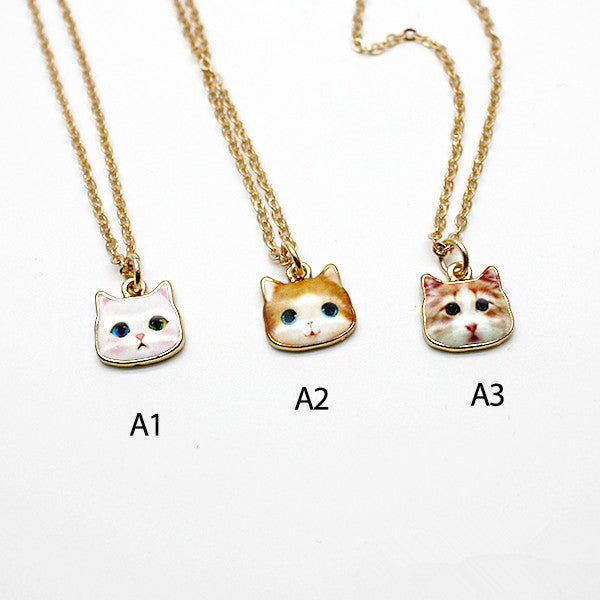 Lolita kitten clavicle chain PL20329