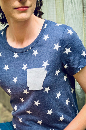 The Independence WOMEN'S SHORT SLEEVE