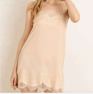 Lila Slip Dress