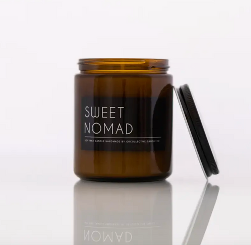 OKcollective Sweet Nomad Candle