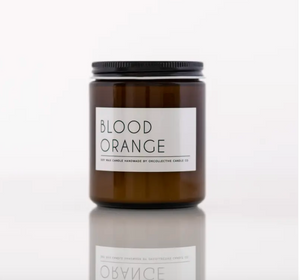 Okcollective Blood Orange Candle