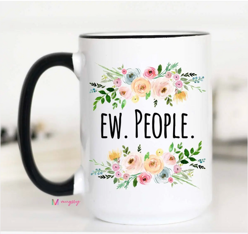 15oz Ew People Mug