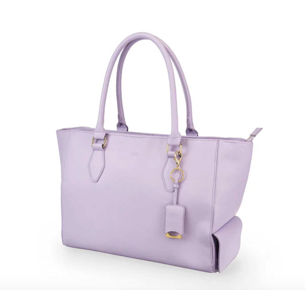 Insulated Tote Lavender
