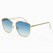 Remy Sunglasses Gold/Blue
