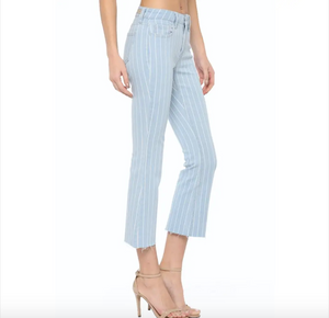 Ellie High Rise Ankle Jeans