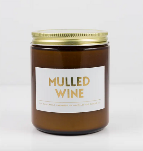 Mulled Wine Candle