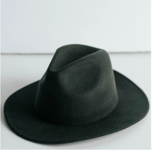 Leo Fedora Dark Gray
