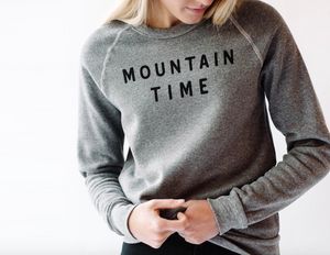 Mountain Time Fleece