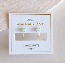 JaxKelly Amazonite Hope Huggies