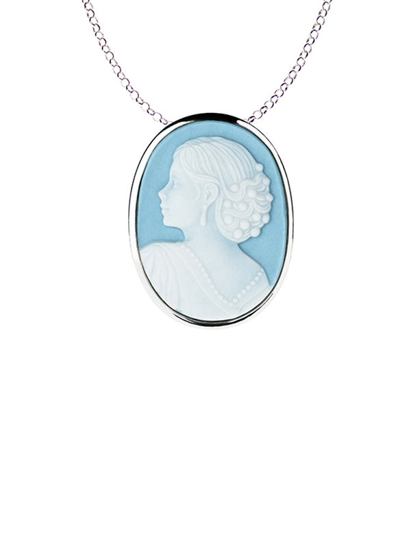 Grace Cameo Necklace