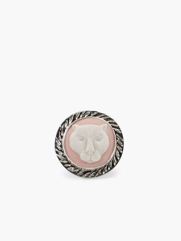 Panther Cameo RIng