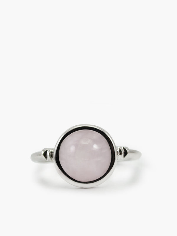 Vintouch Satellite Kunzite Ring