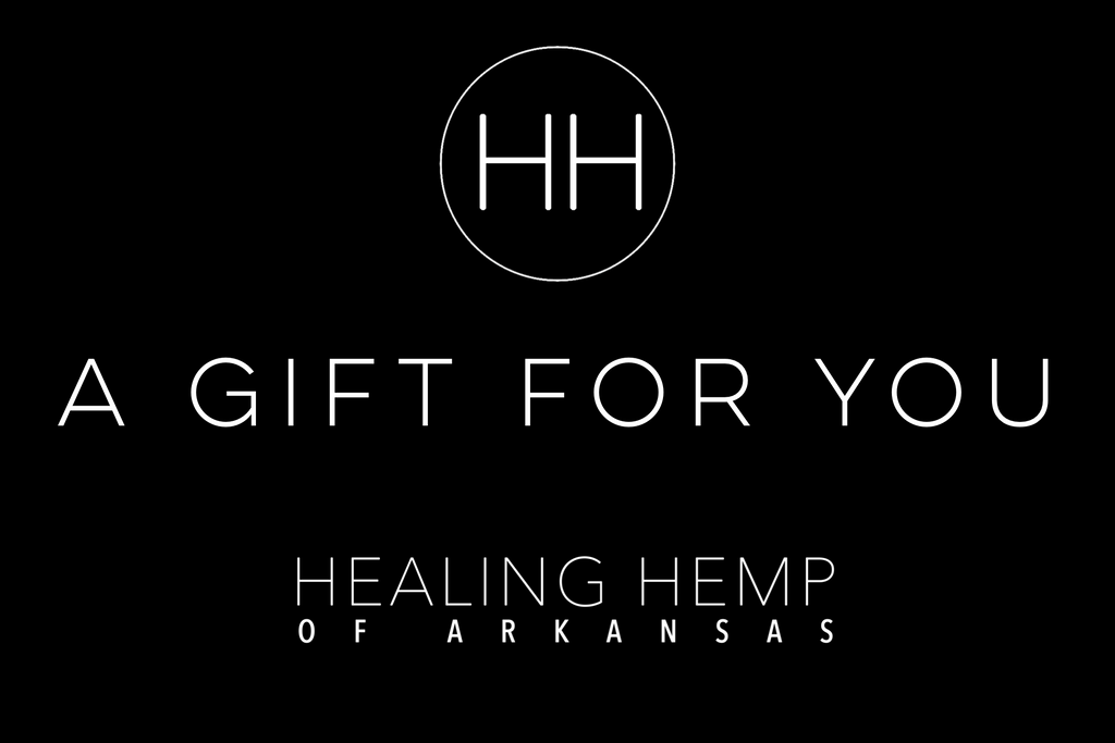 Healing Hemp of Arkansas Gift Card
