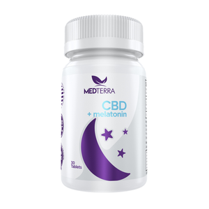 Medterra CBD Melatonin Tablets