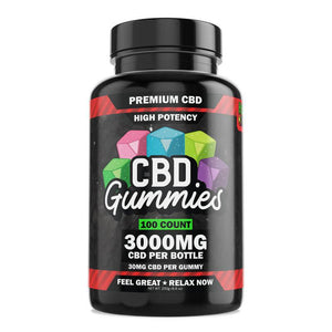 HEMP BOMBS | 30mg Gummy 100ct 3000mg