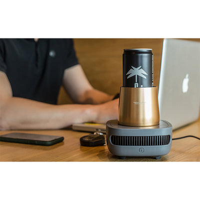 Portable Iced Beer Coffee Beverage Fast Cooling Cup,Beverage Refrigerators,Cupcooler Drinks Beverage Cooler Extreme Fast Cooling Portable USB Refrigerator