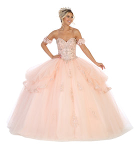 May Queen Quinceañera LK120