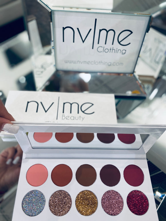 nv|me Beauty - The Glam Palette