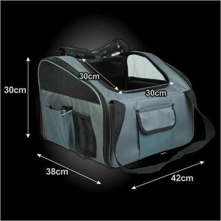 Image of Home Ready Portable Dog Car Seat Carrier