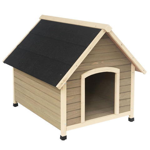 Image of Timber Dog Kennel / House