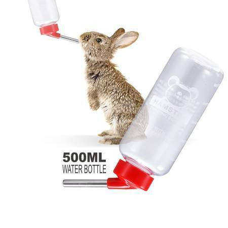 120Cm Pet And Rabbit Mobile Safety Pen With 500ml Water Bottle Everyday Pets
