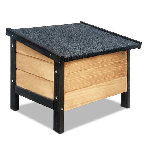 Image of Wooden Kennel Storage Box