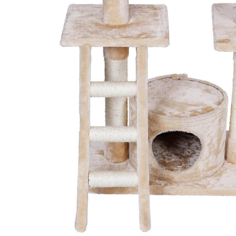 Image of 150cm Giant Cat Tree Bed Cubes for Resting