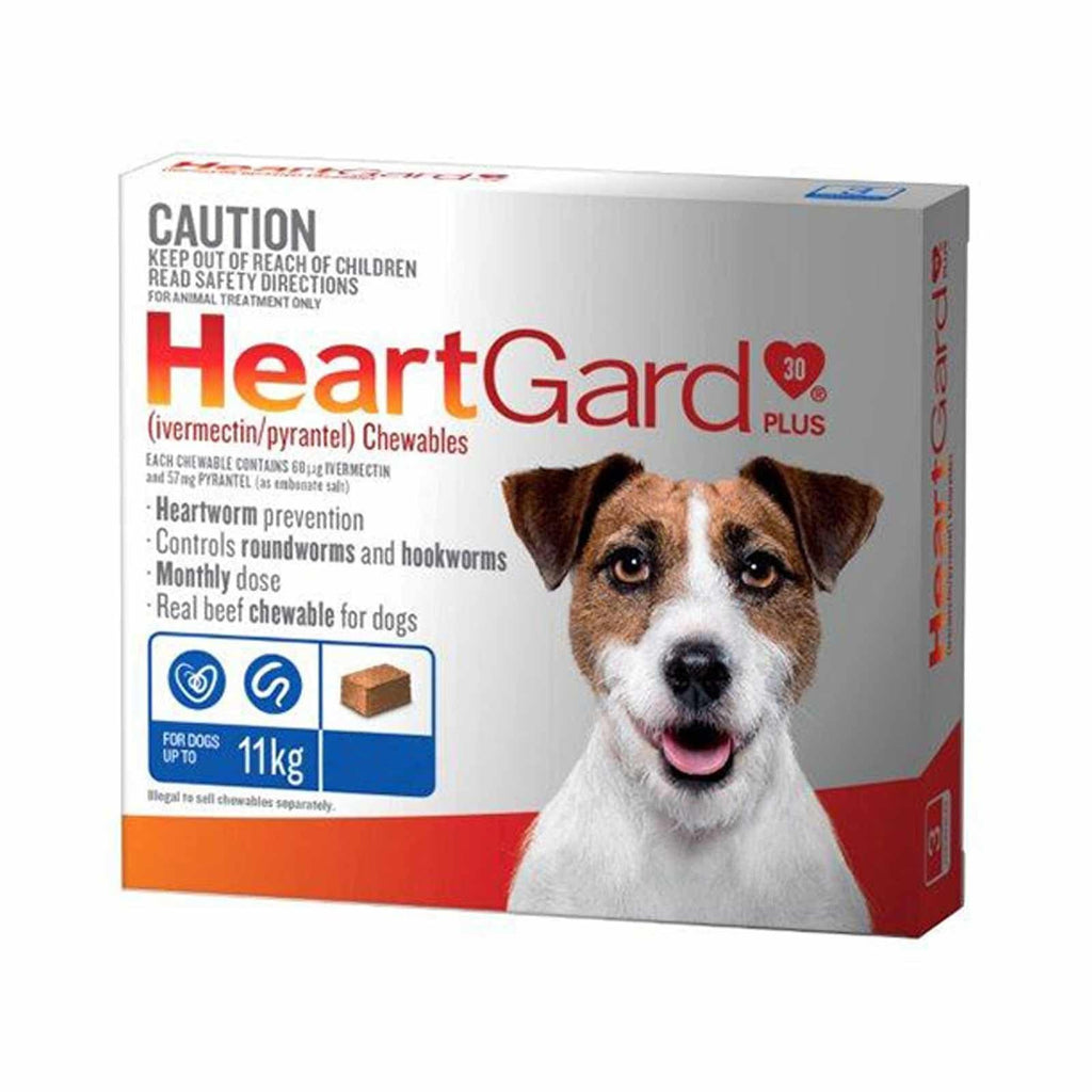 Heartgard Plus Heartworm Treatment For Dogs - Chewable