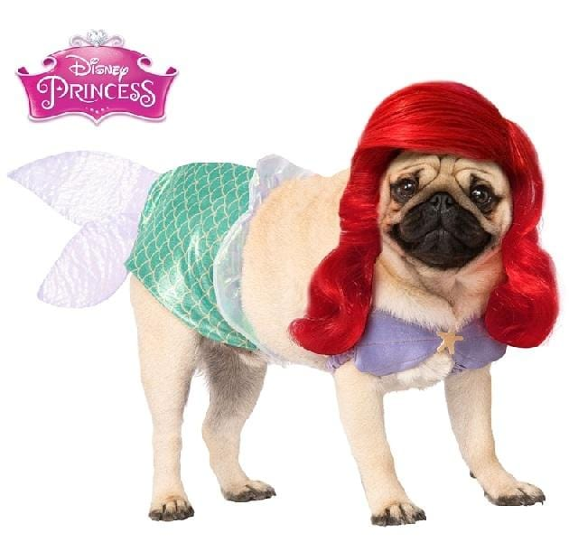 Ariel Dog Costume, Pet