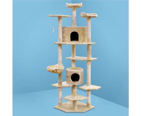 Image of 203cm Giant Cat Tree