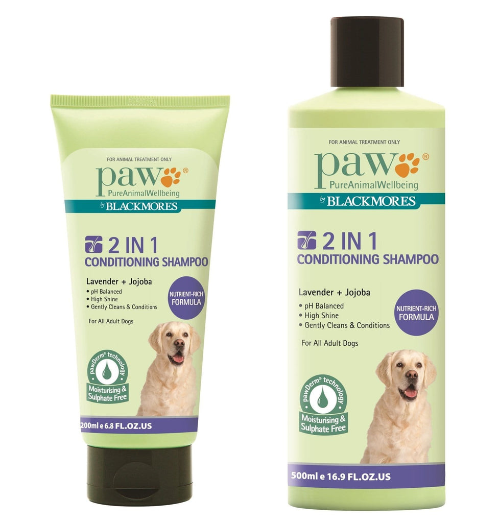 Paw 2 in 1 Cond/Shampoo