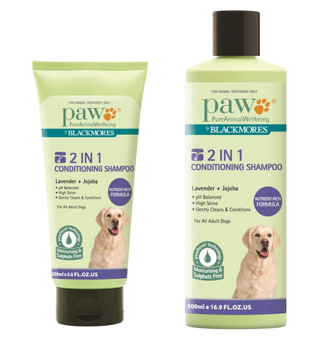 Image of Paw 2 in 1 Cond/Shampoo