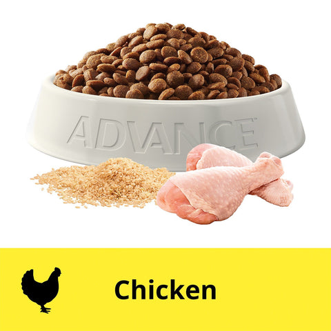 Image of Advance Puppy Plus Growth All Breed Chicken Flavor 15kg Everyday Pets