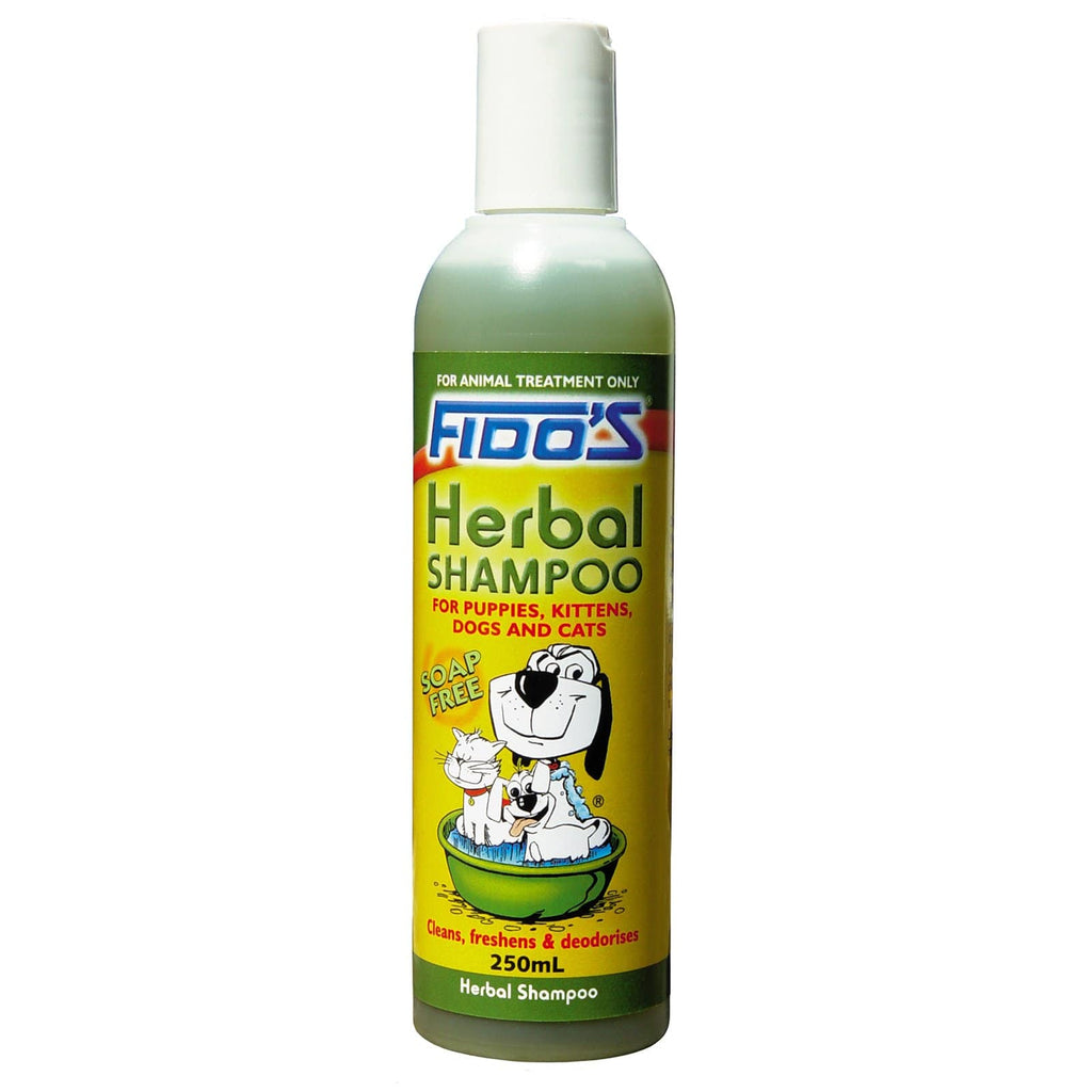Fido's Herbal Shampoo for Pets
