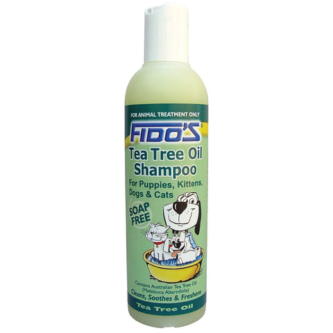 Image of Fido's Tea Tree Oil Dog Shampoo