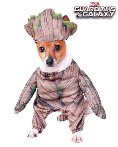 Walking Groot Deluxe Pet CostumeAfterpay ZipPay Australia Melbourne Sydney Adelaide Gold Coast