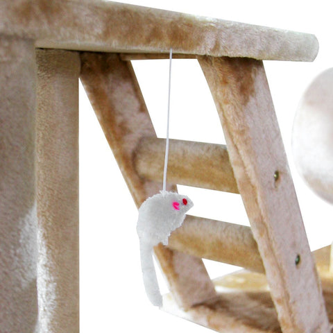 Image of Cat Tree Scratching Post Scratcher Pole