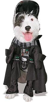 Image of Darth Vader Pet Costume