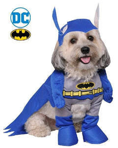Batman Brave and Bold Pet Dog Costume