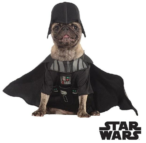 Deluxe Darth Vader Pet Dog Costume