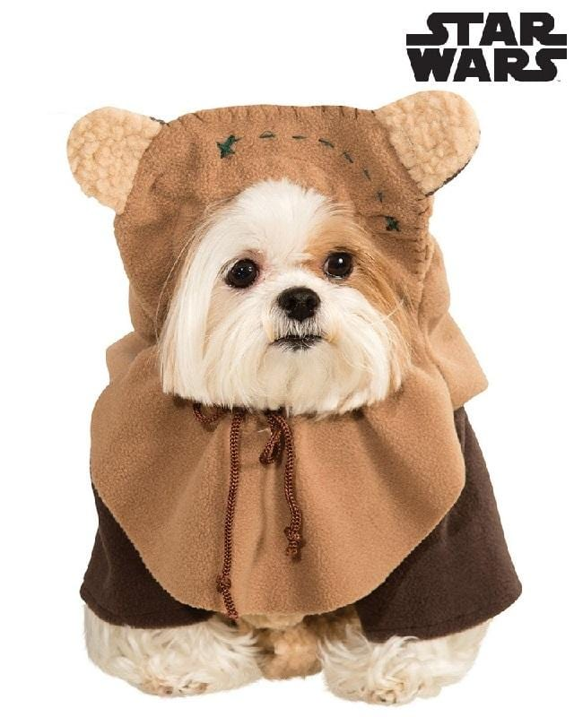 Deluxe Ewok Pet Dog Costume